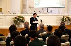 Primer Foro Juvenil Rusia-Vietnam enriquece lazos bilaterales