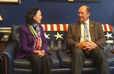 Delegación del Partido Comunista de Vietnam concluye visita a Estados Unidos