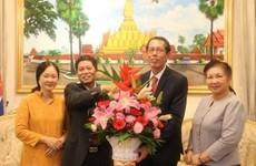 Embajada de Vietnam en Malasia felicita a Laos por su Día Nacional