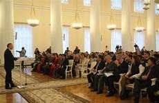 Inician en San Petersburgo preparativos del Año Vietnam-Rusia 2019