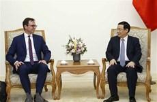 Vietnam atesora la cooperación con la OCDE, afirma vicepremier