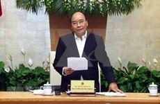 Reunión ordinaria del Gobierno vietnamita analiza situación socioeconómica en 11 meses