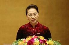 Dirigente parlamentaria de Vietnam viaja  a Corea del Sur para visita oficial