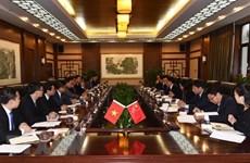 Vietnam y China impulsan cooperación en agricultura