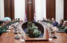 Vietnam y Rusia realizan cuarto diálogo estratégico de defensa