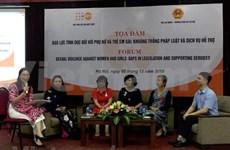Debaten en Vietnam medidas destinadas a intensificar lucha contra violencia de género