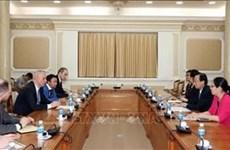 Belarús dispuesto de ayudar a Ciudad Ho Chi Minh en construcción de metro