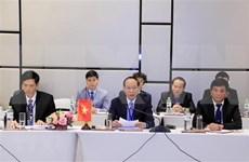 Refuerzan cooperación entre Vietnam, Laos y Camboya en lucha antidrogas