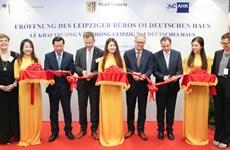 Ciudad alemana de Leipzig abre oficina de representación en Vietnam