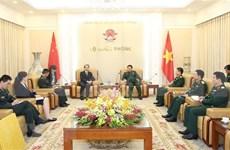 Nuevo embajador chino promete promover cooperación con Vietnam