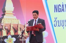 Festival en provincia de Vietnam enriquece nexos de amistad con Laos