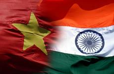 Delegación de la Armada Popular de Vietnam visita la India