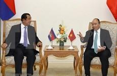 Premier de Camboya concluye su visita oficial a Vietnam