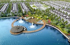Complejo urbano ecológico en Vietnam nombrado mejor propiedad mundial en Londres