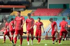 Recomiendan a aficionados de fútbol vietnamitas evitar zonas de manifestaciones en Malasia
