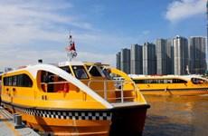 Reportan alta eficiencia servicio de buses fluviales en Ciudad Ho Chi Minh