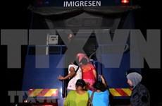 Malasia intensifica acciones contra inmigración ilegal