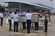 Vietnam entrega a EE.UU. restos de soldados desparecidos durante la guerra