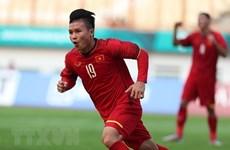 Mediocampista vietnamita Nguyen Quang Hai nominado al premio  Mejor futbolista de Asia