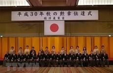 Honran a ciudadanos vietnamitas por contribuciones al desarrollo de Japón