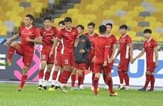 Equipo nacional de fútbol de Vietnam regresará a la Patria en avión Airbus A350-900
