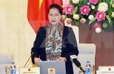 Clausuran reunión 29 del Comité Permanente del Parlamento vietnamita