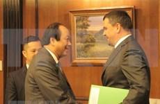 Vietnam y Rusia cooperan en construcción del gobierno electrónico