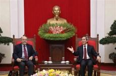 Exhortan a FMI a incrementar apoyo a Vietnam en formación de recursos humanos