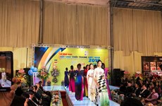 Inauguran Feria Internacional de Moda de Vietnam 2018