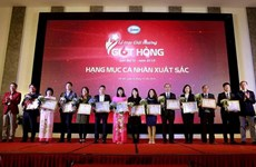 Vietnam honra a organizadores de programas de donación de sangre