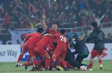 Selecciona nacional de fútbol de Vietnam impresionan a medios internacionales