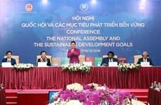 Vietnam necesitará 108 mil millones de dólares para cumplir objetivos de desarrollo sostenible