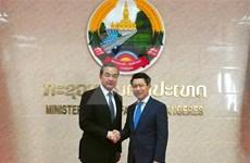 China y Laos fortalecen cooperación bilateral