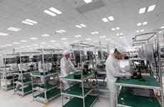 Alto incremento de la exportación de teléfonos móviles de Vietnam