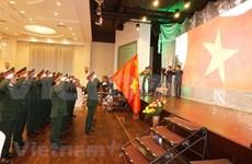 Conmemoran en República Checa Aniversario 74 de fundación de ejército popular de Vietnam