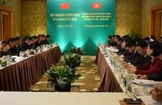 Vietnam y China refuerzan cooperación en la gestión de puertas fronterizas
