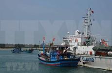 Pescadores vietnamitas rescatan a marineros extranjeros en mar nacional