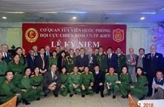 Resaltan en Ucrania aportes de veteranos vietnamitas