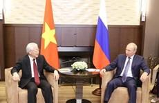 Relaciones Vietnam-Rusia gozan de un 2018 exitoso, evalúa experto