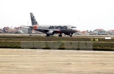 En alza el número de viajeros de Jetstar Pacific este año