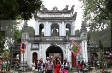 Aumenta llegada de turistas extranjeros a Hanoi en 2018