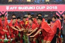 Vietnam se sitúa en posición 100 en ranking de FIFA