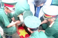 Revisan en Vietnam las labores de búsqueda e identificación de restos de mártires