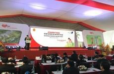 Grupo Masan inaugura complejo de procesamiento de carne en provincia vietnamita de Ha Nam