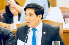 Asesinan a tiros a político filipino