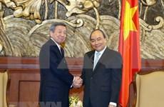 Premier vietnamita pide al Partido Liberal Democrático de Japón a fomentar lazos con su país