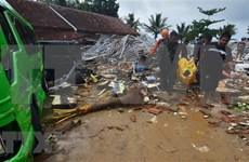 Dirigentes vietnamitas expresan condolencias por tsunami en Indonesia