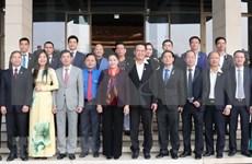 Adaptabilidad de empresas es impulso de crecimiento, afirma dirigente legislativa de Vietnam