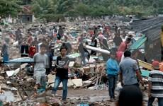 Más de 280 muertos y mil heridos tras tsunami en Indonesia