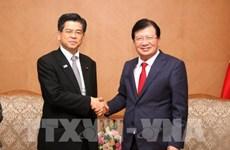 Vietnam y Japón cooperan en desarrollo infraestructural y prevención de desastres naturales